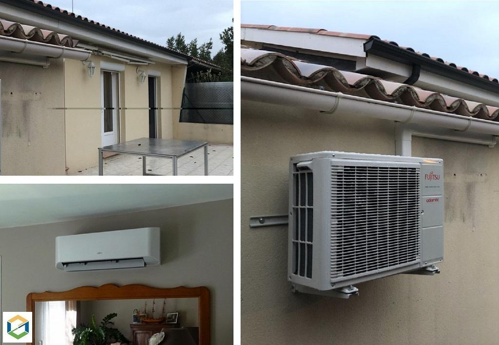 Installateur en climatisation réversible pour le 30 Gard et 84 Vaucluse