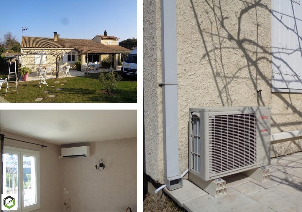 installateur RGE Qualipac en climatisation réversible