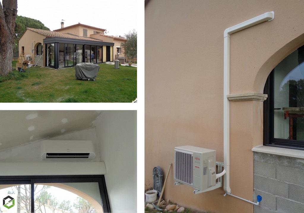 Installateur Qualipac RGE en climatisation réversible