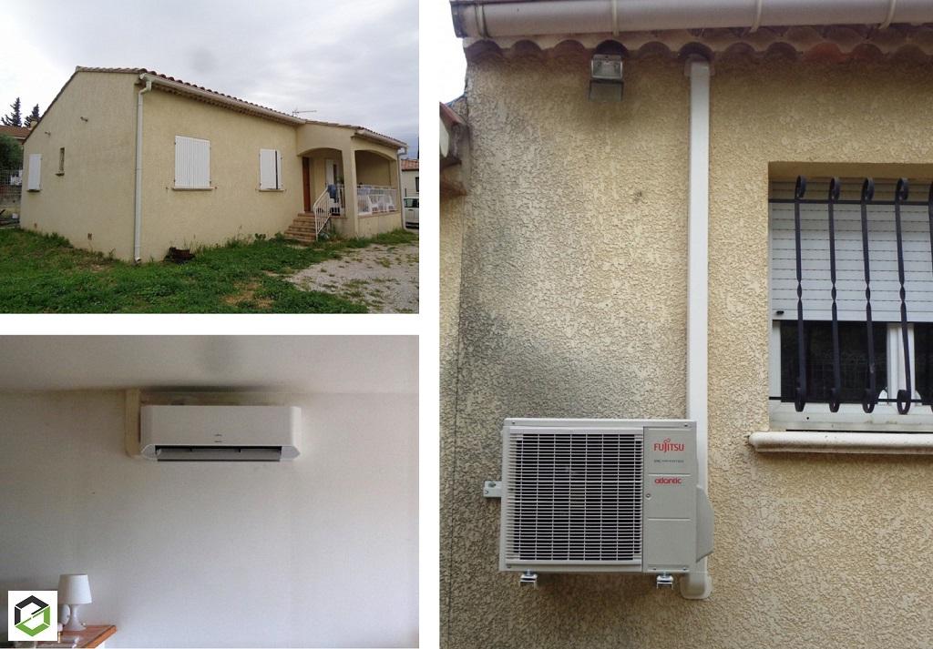 Spécialiste en climatisation réversible - RGE qualipac
