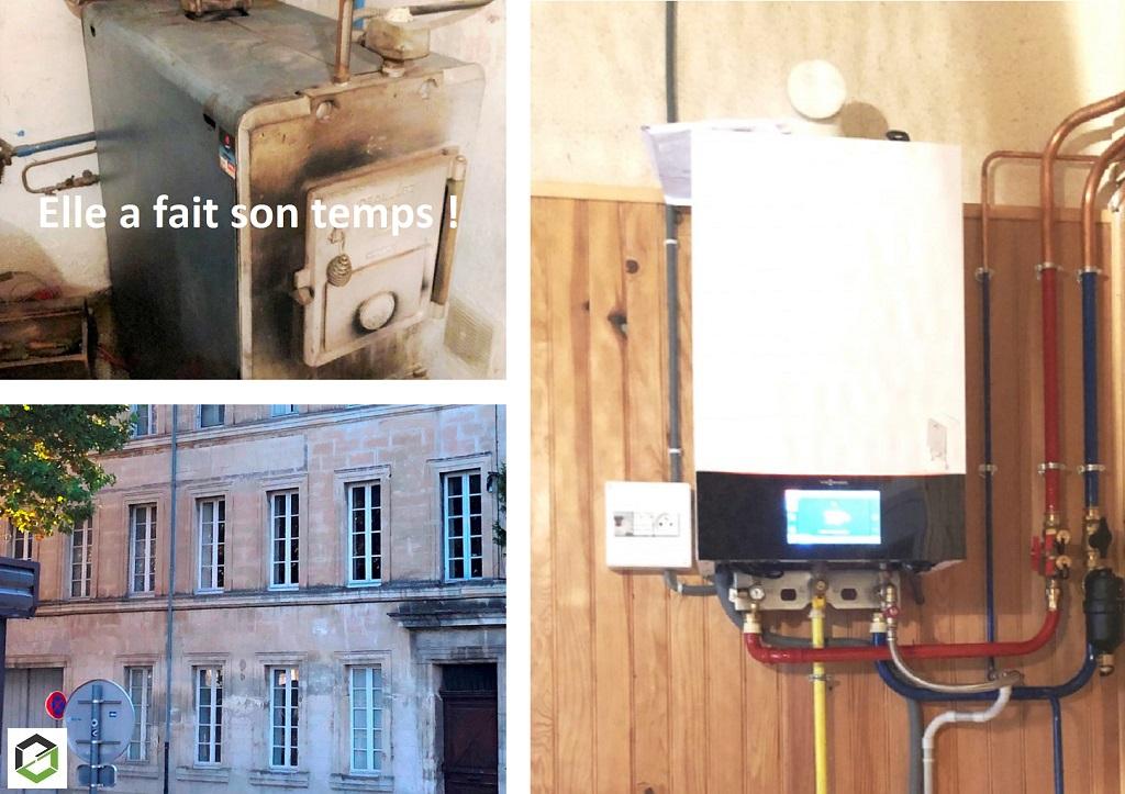 Chauffagiste installateur en chaudière gaz reconnu RGE PG-Gard (30)