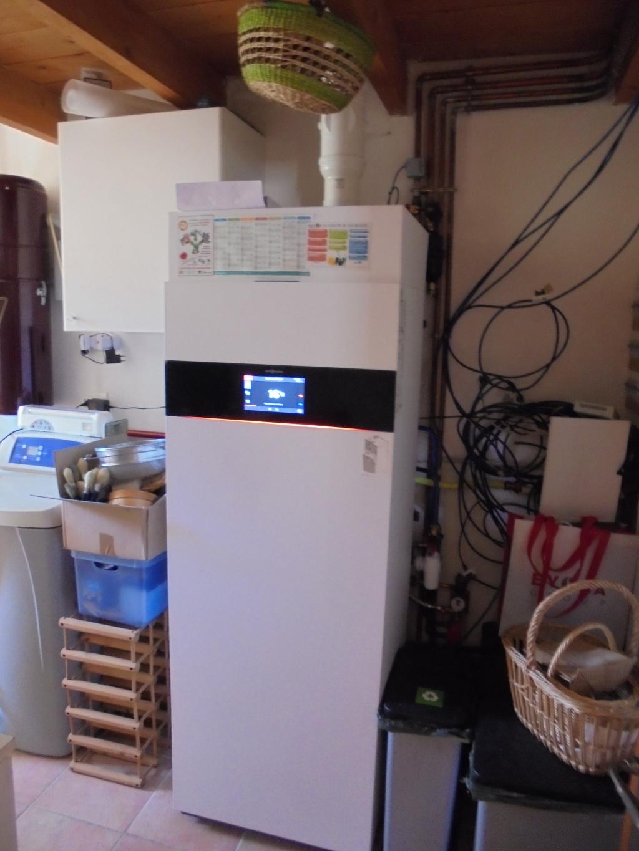 Remplacement chaudière gaz par chaudière à condensation Viessmann-Gard (30)
