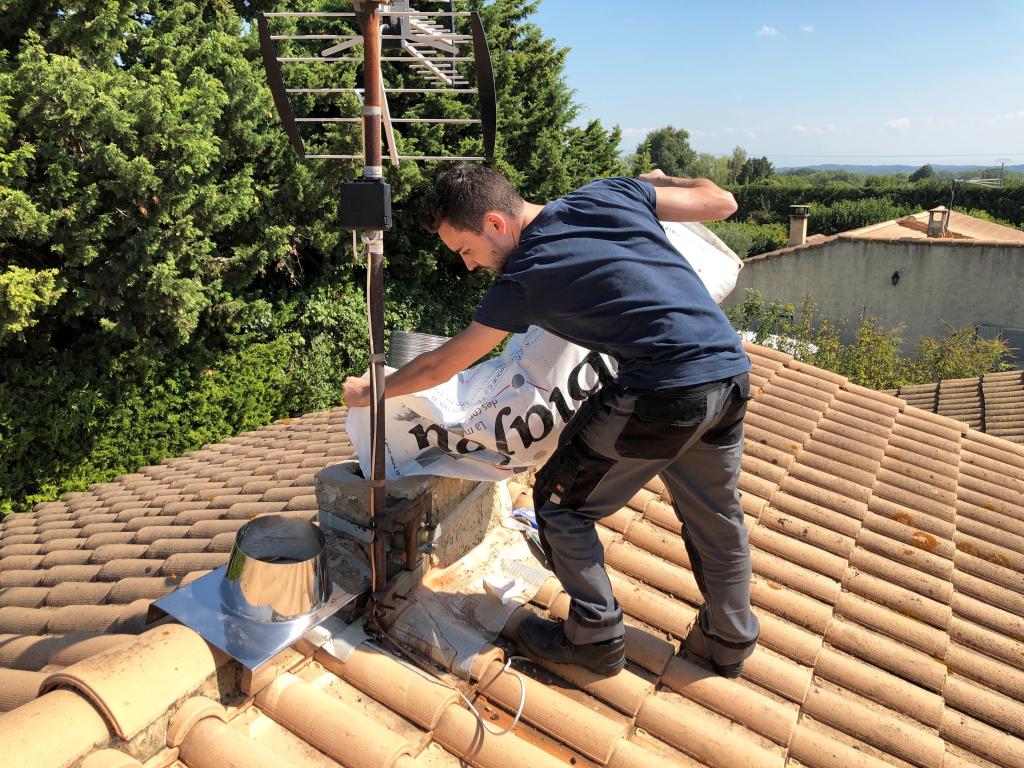 Installateur Qualibois RGE - Installation Poêle bois bûches Invicta-Gard (30)