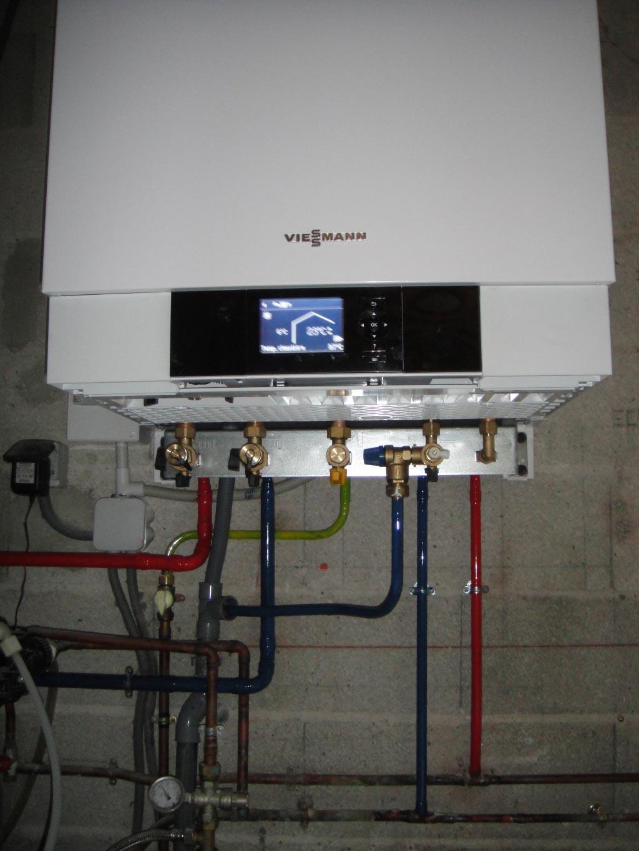 Installation Chaudière À Condensation chauffagiste rge qualigaz 30 gard et 84 vaucluse - vente