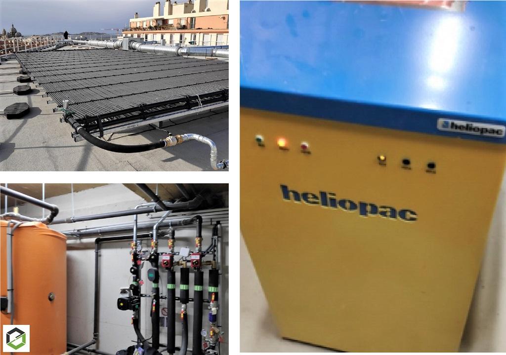 Logirem Argo – Entretien solaire thermique