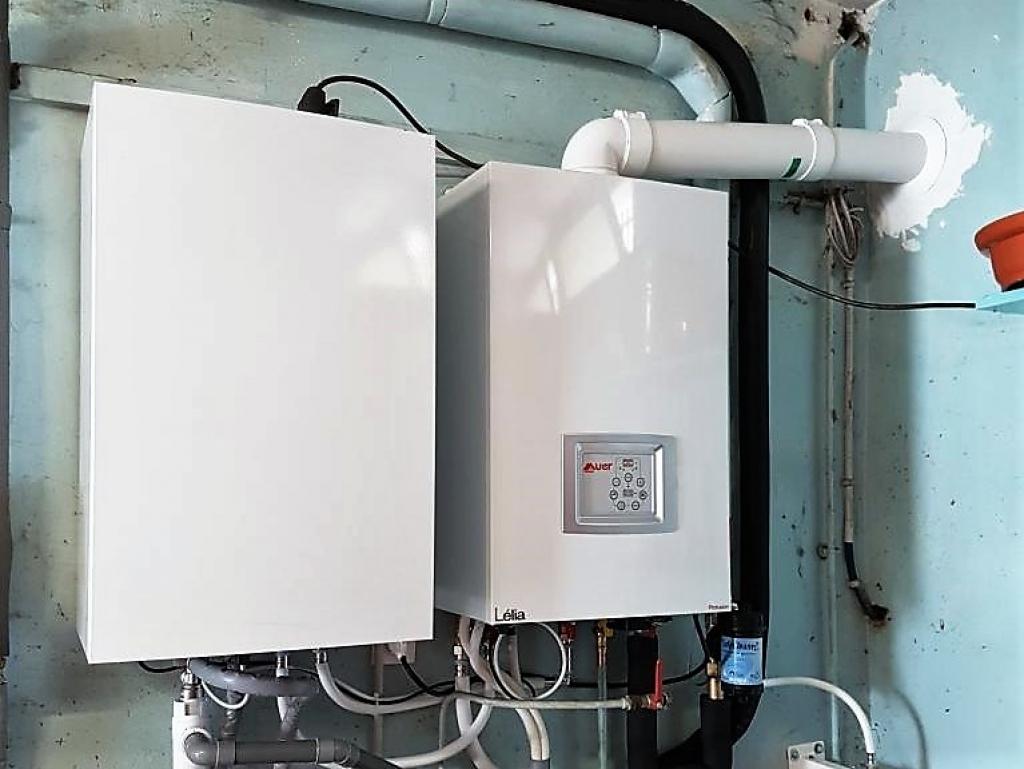 Installation Chaudière À Condensation ets aln services - installation chaudière gaz condensation