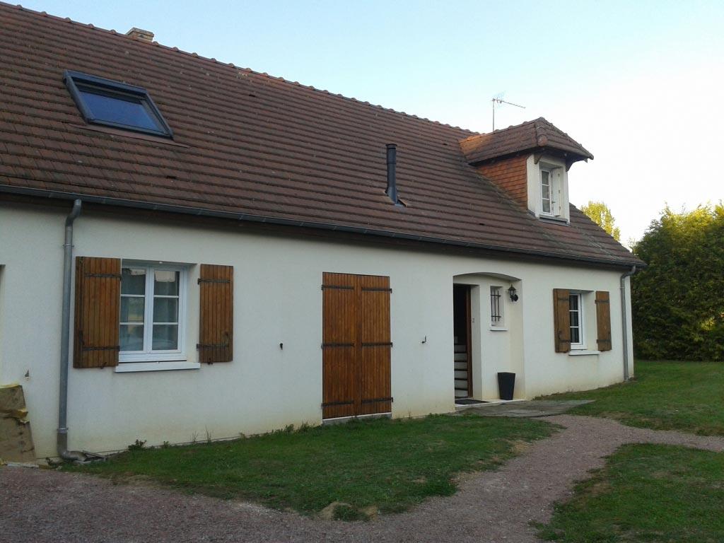 Poêle à granulés de bois (pellets) à Chanceaux sur Choisille - 37 Indre et Loire