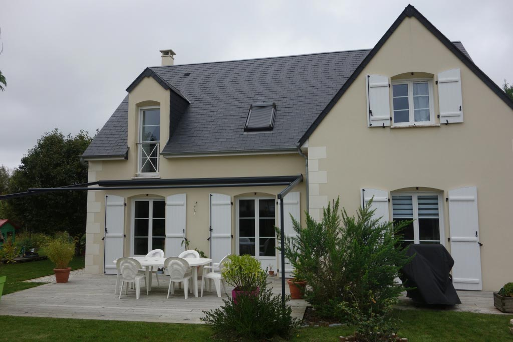 Poêle à granulés de bois en Appoint chauffage à Ambillou 37 Indre et Loire