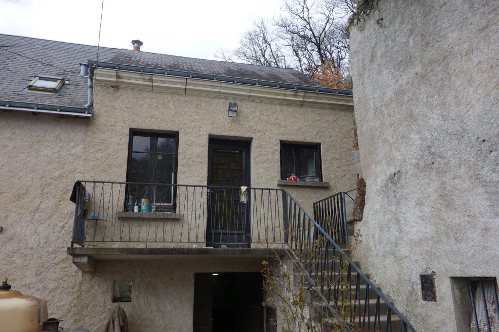 Chaudière à granulés de bois pellets Okofen EP 25 Villainnes Les Rochers Indre et Loire