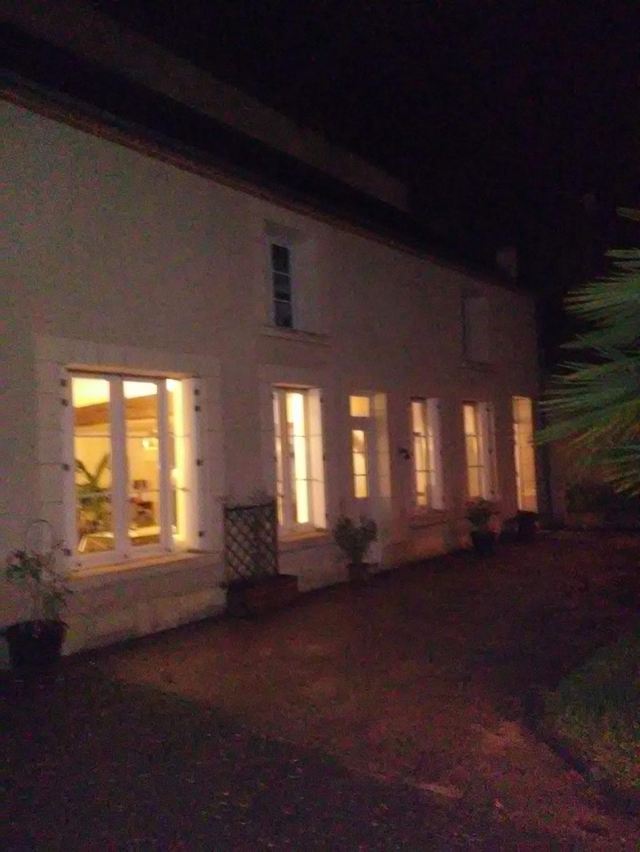 Chaudière à granulés de bois pellets Okofen Condensation  à Lussault Sur Loire  37 Indre et Loire
