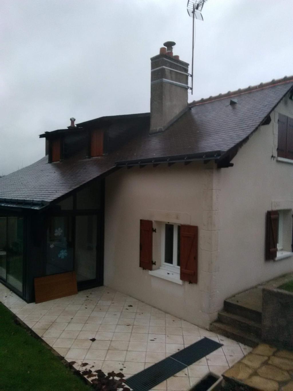 Chaudière à granulés de bois pellets Okofen Compact aspiration 14 Kw  Nouzillé   37 Indre et Loire