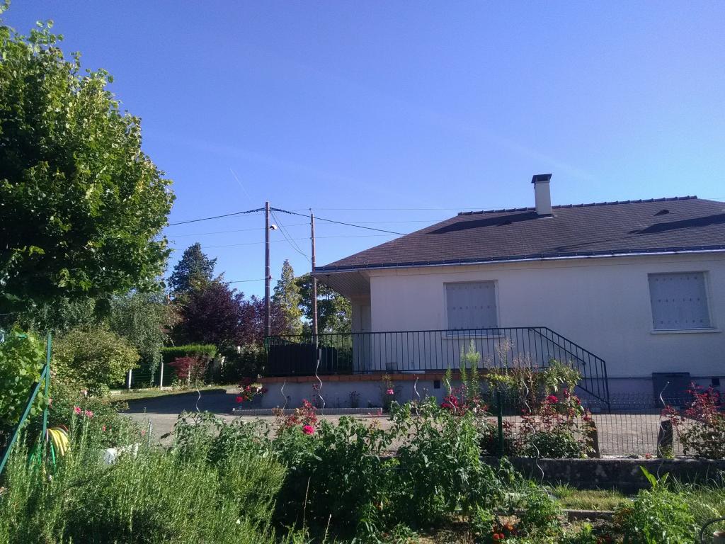 Chaudière à granulés de bois pellets Okofen aspiration 12 Kw Beaumont La Ronce  37 Indre et Loire