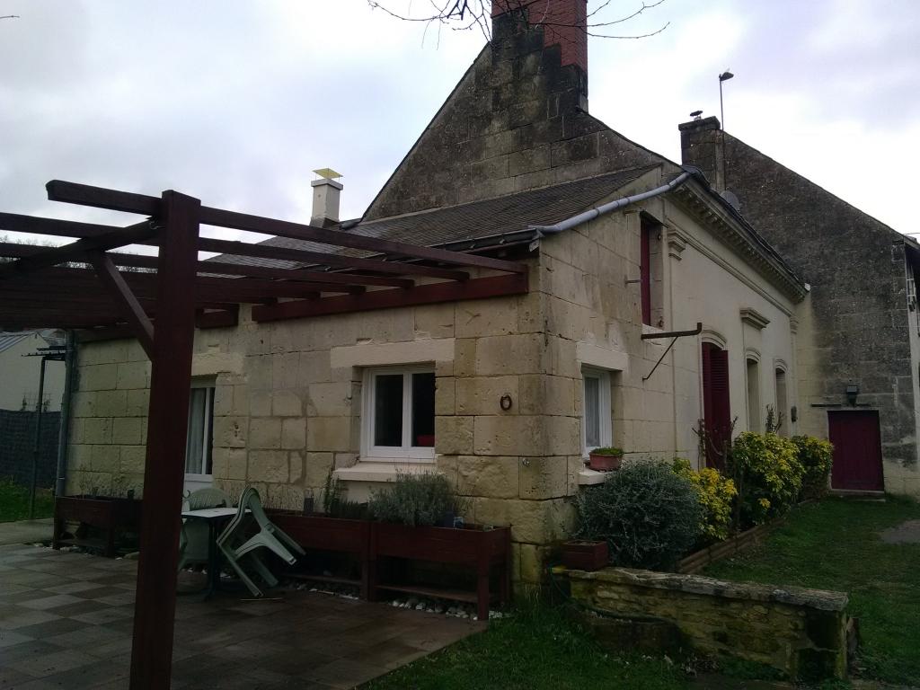 Installation chaudière à granulés de bois pellets Okofen à Cinq Mars La Pile 37130 Indre et Loire