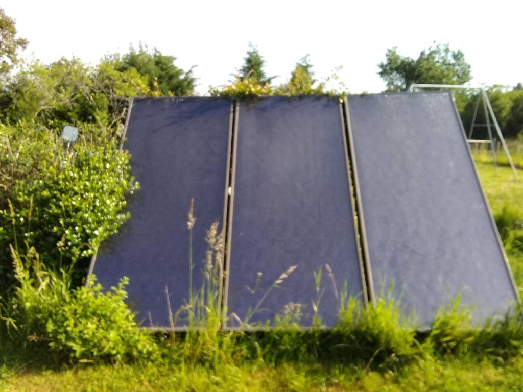 Entretien chauffe eau solaire Thermique -Indre et Loire (37)