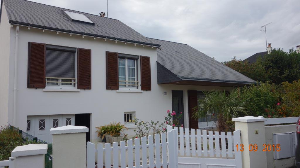 Chauffe eau solaire thermique à Saint Cyr Sur Loire 37 Indre et Loire