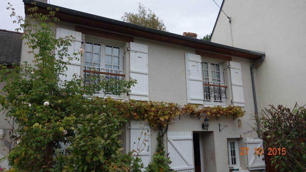 Poêle à granulés de bois (pellets) à Paçay Meslay - 37 Indre et Loire