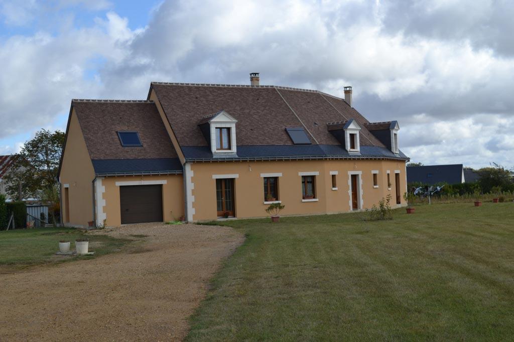 Chaudière Pellets Okofen Esvres - 37 Indre et Loire