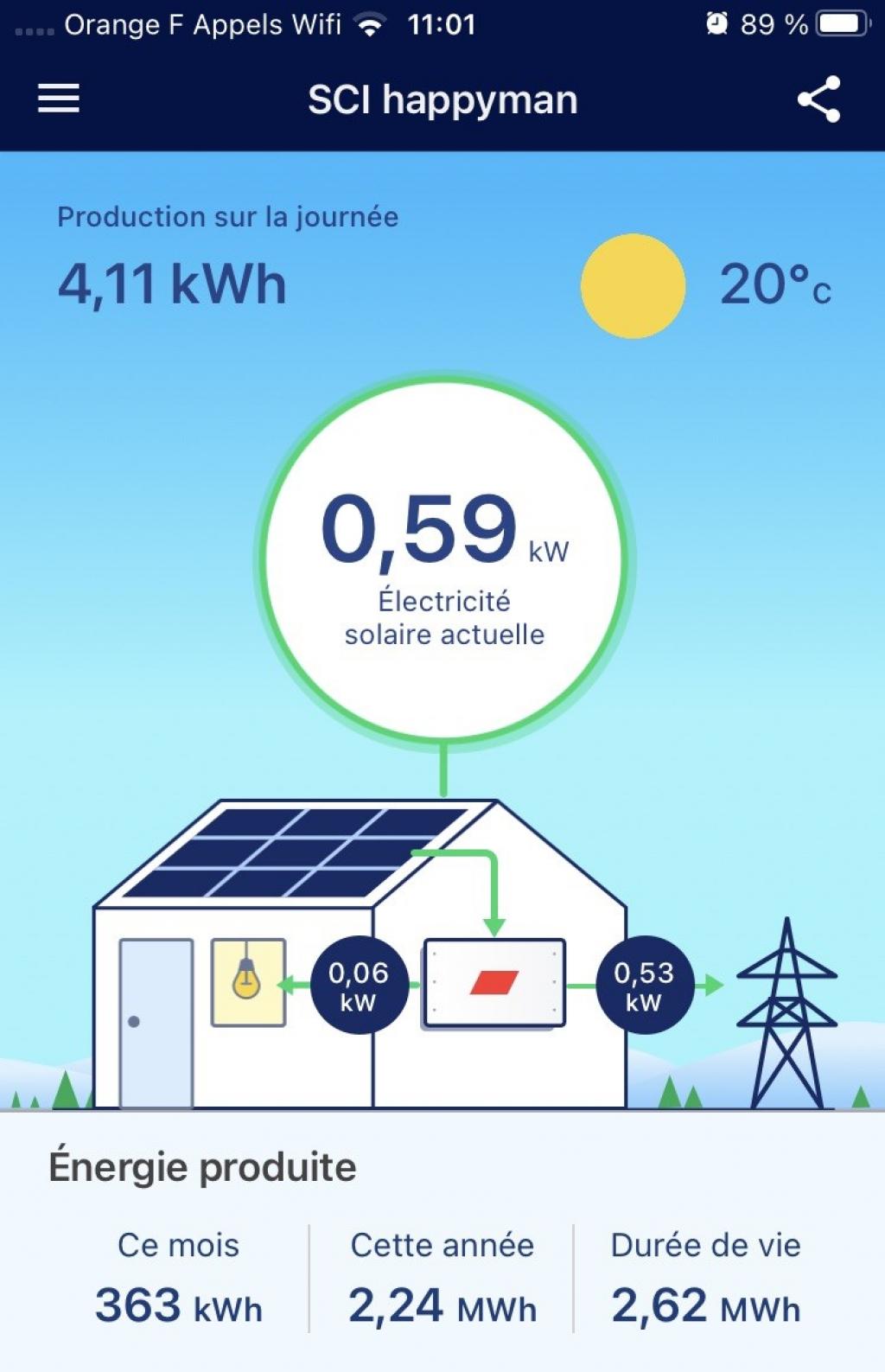 RGE QualiPV - Installation Photovoltaïque en Autoconsommation 6kWc - modules Dualsun 300Wc et Système SolarEdge-Hérault (34)