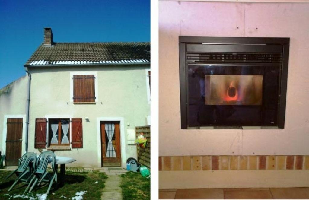 Poêle à granulés MCZ à Houdan 78 Yvelines-Yvelines (78)
