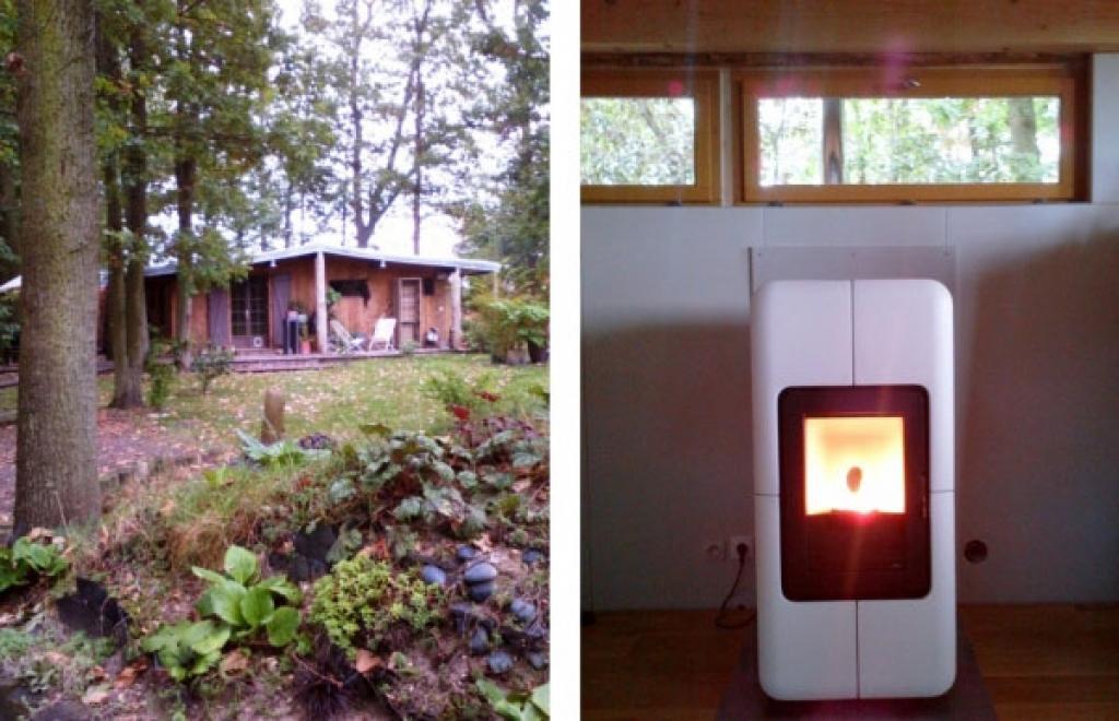 Poêle granulés de bois MCZ à Condé sur Vesgre - 78 Yvelines