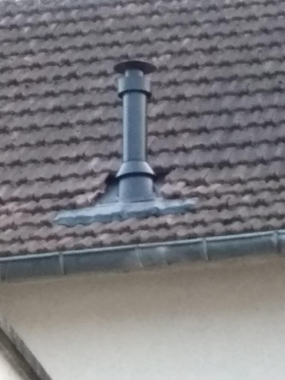 Pose d'un poêle à pellets Palazzetti à MAULETTE - Yvelines - 28