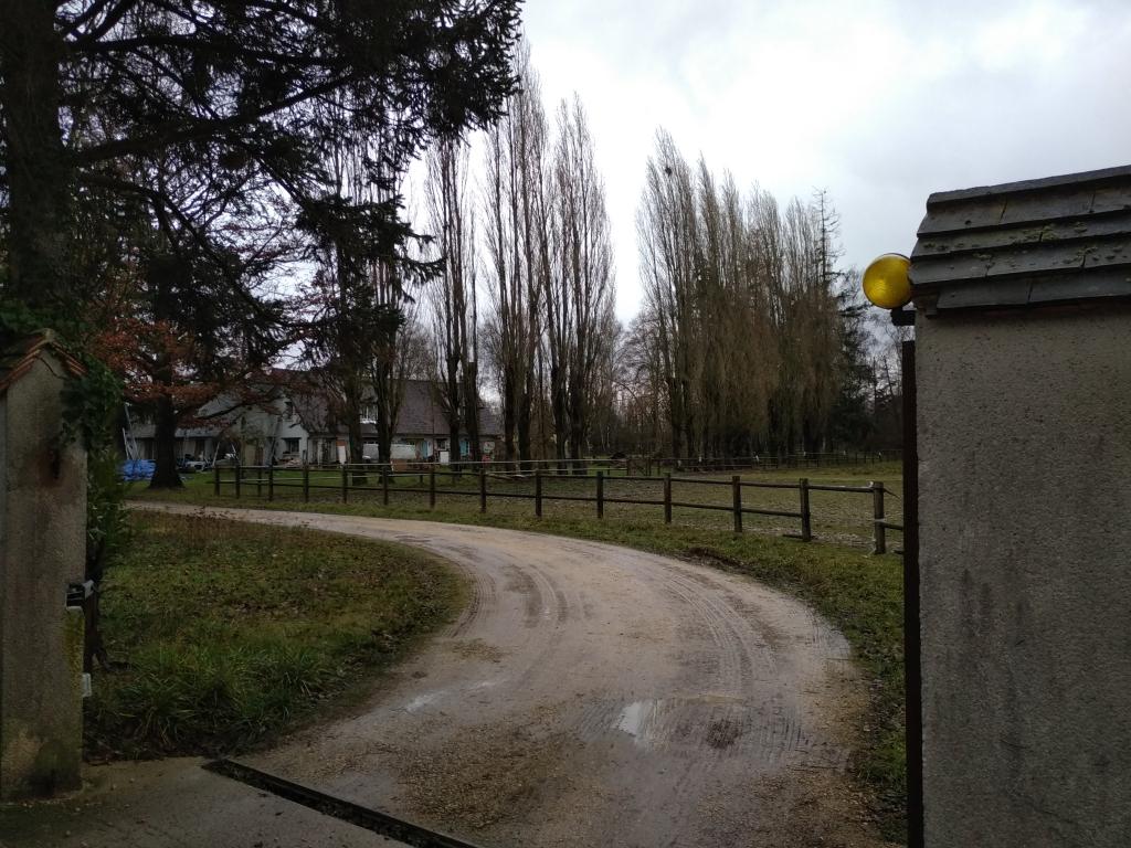 Pose chaudière à bois - bûches Foling à LES BREVIAIRES  (78) - Yvelines