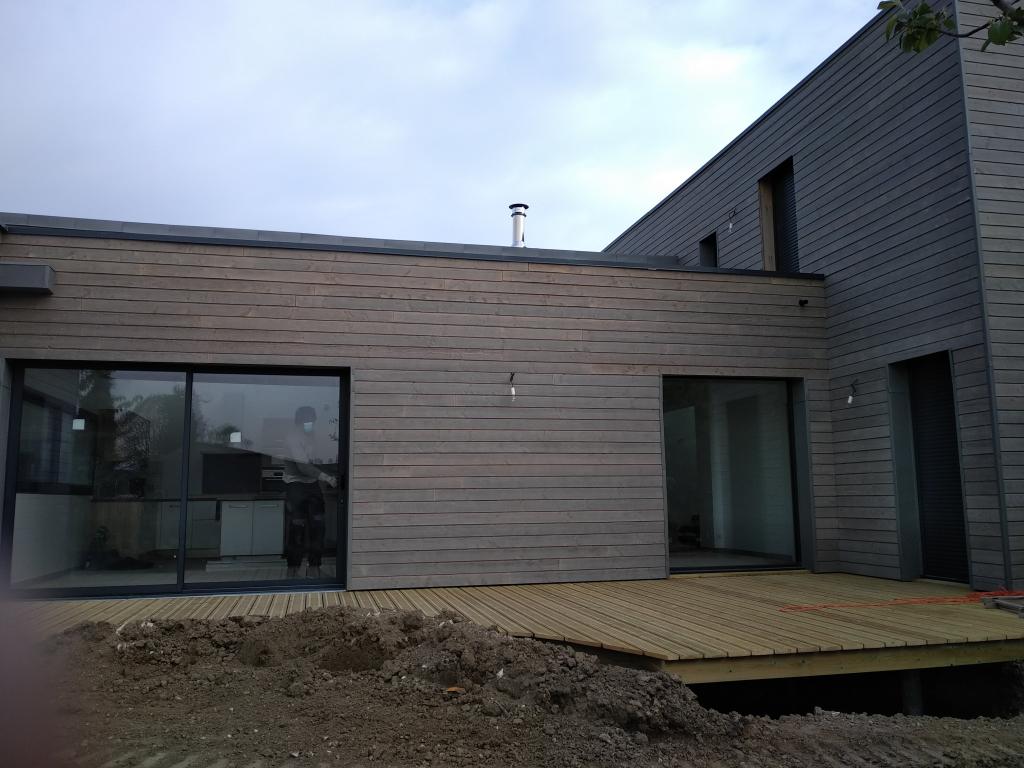Installation poêle à bois RIKA -Yvelines (78)