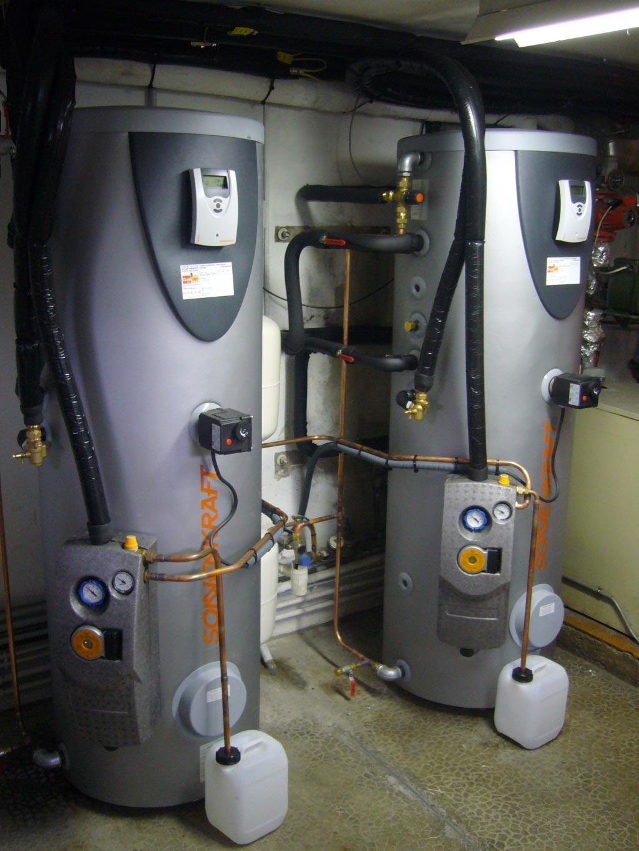 Installateur Piwienergies quali sol RGE - Entretien chauffe eau solaire Sonnenkraft
