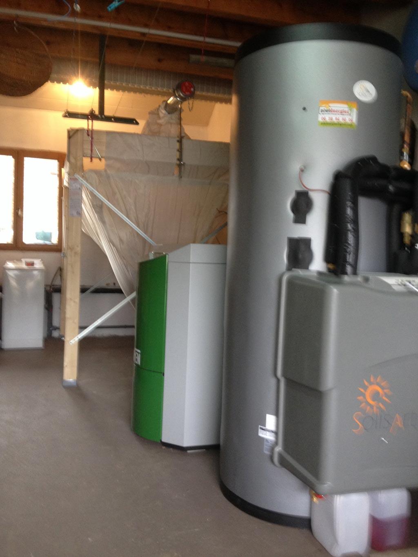 Installateur Piwienergies Quali Sol RGE - Chauffage Solaire Combiné à Yenne - 73 Savoie