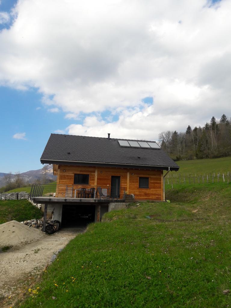 Installateur Piwienergies Quali Sol RGE - Chauffage Solaire Combiné à Puygros - 73 Savoie