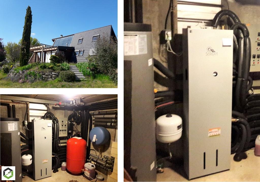Installateur Piwienergies QualiSol RGE - Renovation Chauffage Solaire Combiné 5000l