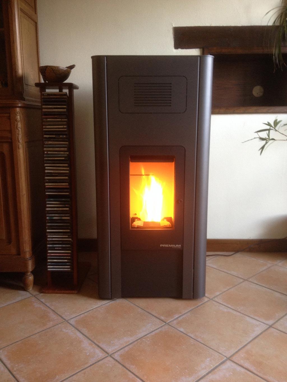 Installateur Piwienergies RGE quali bois - Poêle granulé de bois (pellets) Haas & Sohn à Yenne-73 Savoie