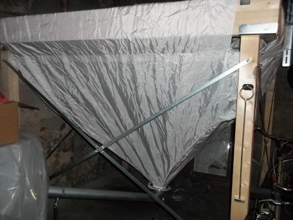 Installation d'une chaudière à granulés (pellet)  OKOFEN
