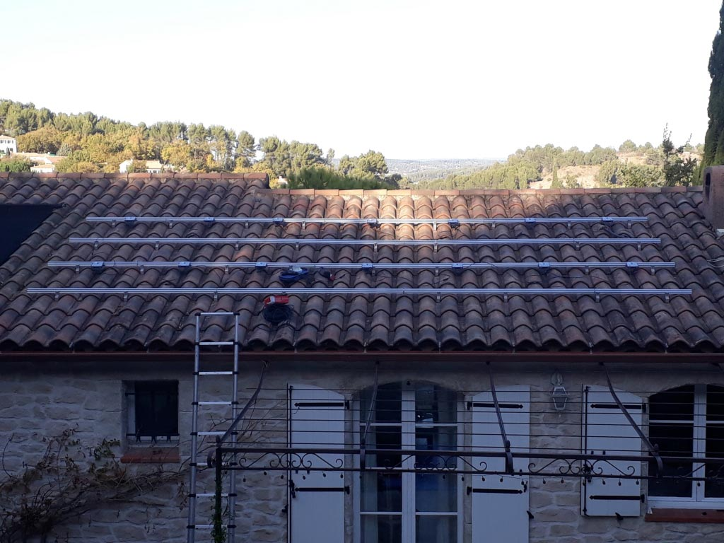 Réalisation d'une installation photovoltaïque 4.69 kwc en autoconsommation et vente du surplus