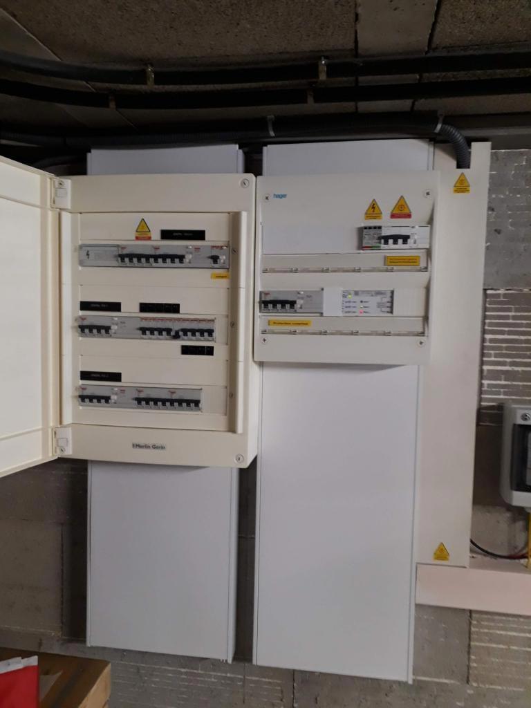 Réalisation d'une installation photovoltaïque 6 kwc en autoconsommation et vente du surplus-Bouches du Rhône (13)