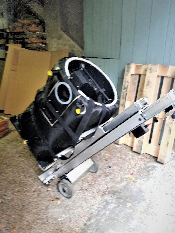 installation d'une chaudière à granulés EASYPELL sous licence OKOFEN-Bouches du Rhône (13)