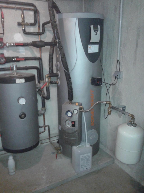 Dépannage d'un chauffe-eau solaire SONNENKRAFT -Bouches du Rhône (13)