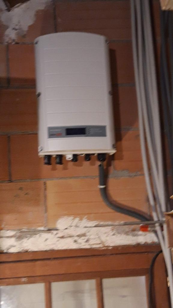 Réalisation d'une installation photovoltaïque en auto-consommation de 6kwc-Bouches du Rhône (13)