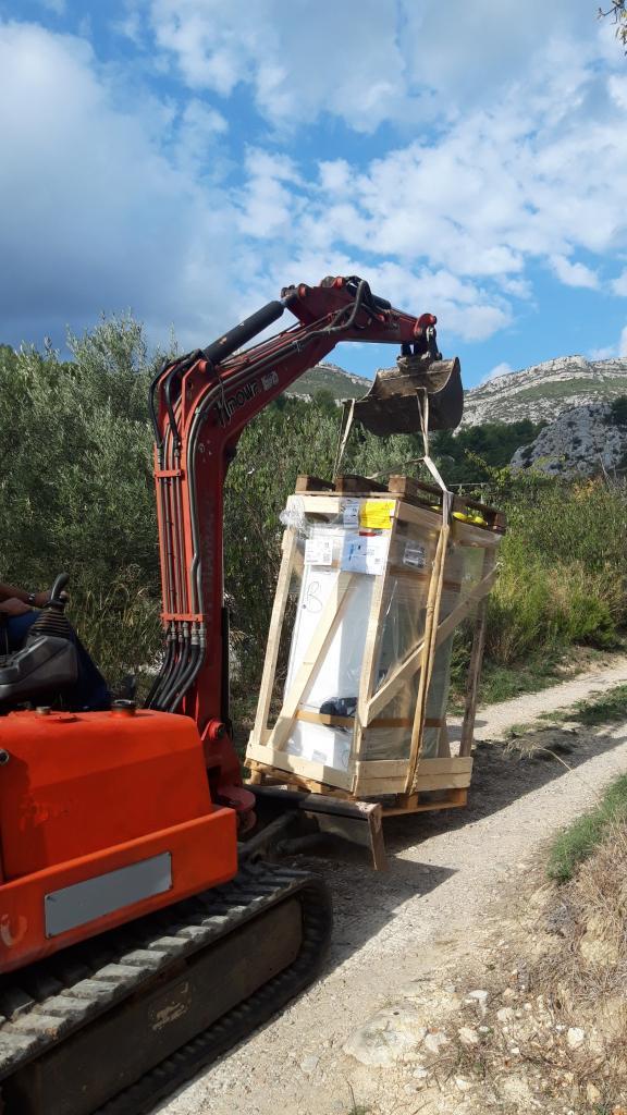 Remplacement d'une chaudière fuel par chaudière granulés OKOFEN-Bouches du Rhône (13)