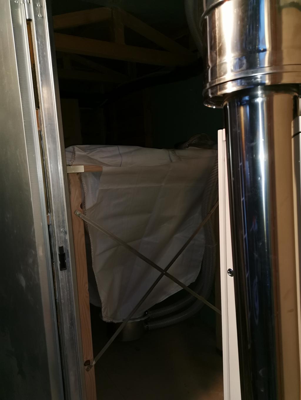 Installation d'une chaudière granulés OKOFEN en remplacement d'une chaudière gaz propane