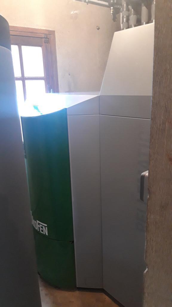 Installation d'une chaudière granulés OKOFEN en remplacement d'une chaudière fuel