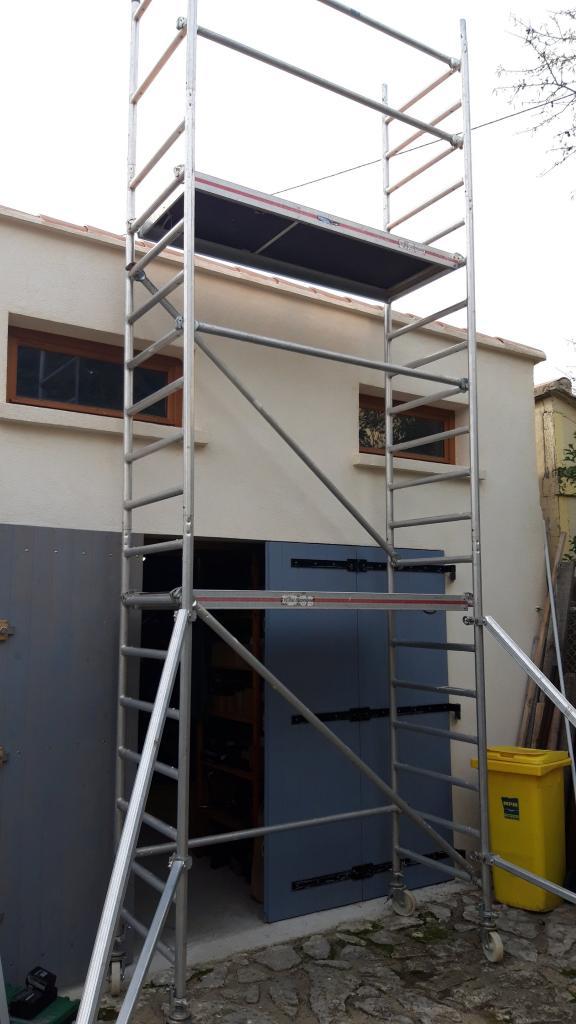 Réalisation d'une installation photovoltaïque en auto-consommation de 2.6 Kwc-Bouches du Rhône (13)