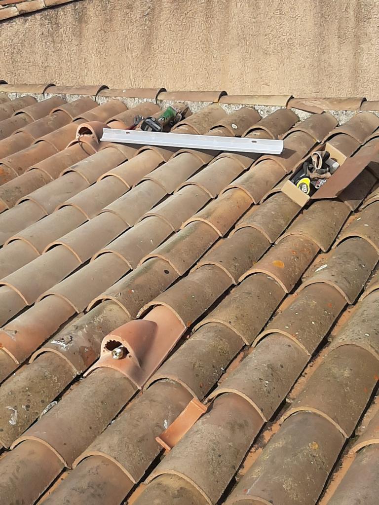 Maintenance sur chauffe eau solaire (CESI) GIORDANO-Bouches du Rhône (13)