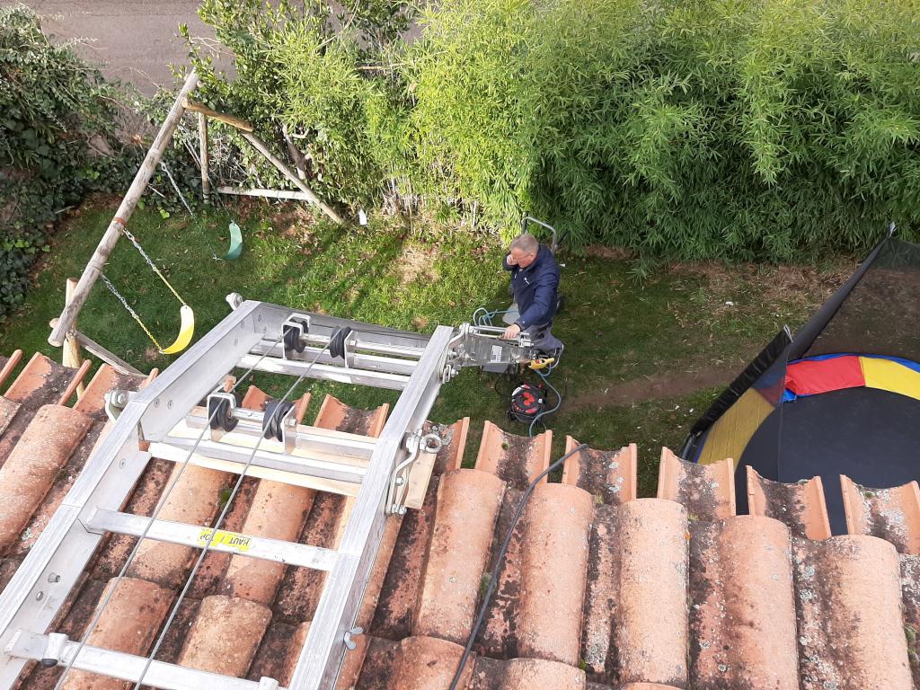 Réalisation d'une installation photovoltaïque en auto-consommation de 3 Kwc-Bouches du Rhône (13)