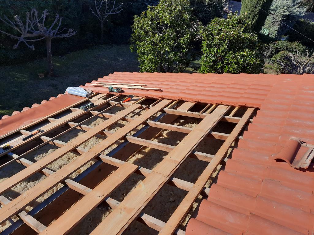 Reprise d'une installation solaire 2700 Wc-Bouches du Rhône (13)