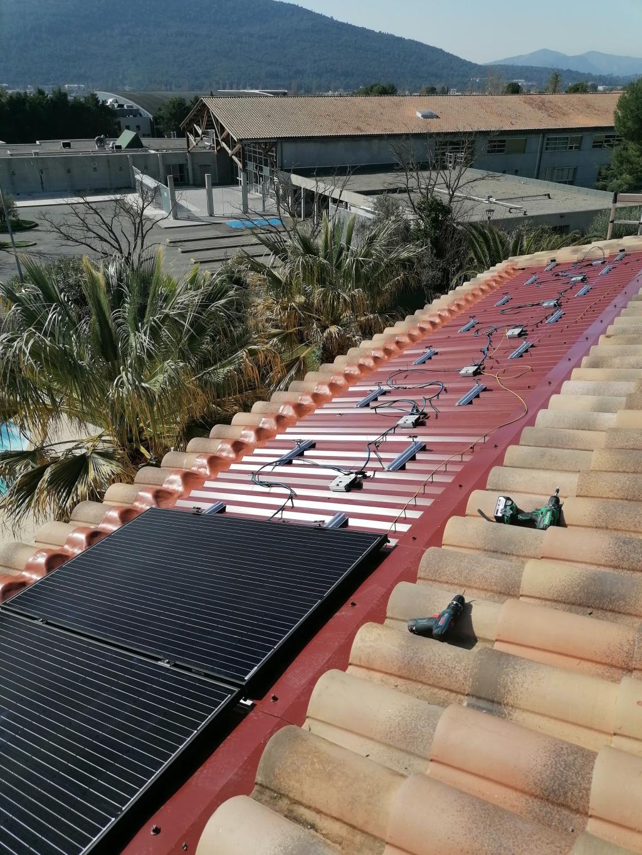 SAV Reprise d'une installation photovoltaïque intégrée-Bouches du Rhône (13)