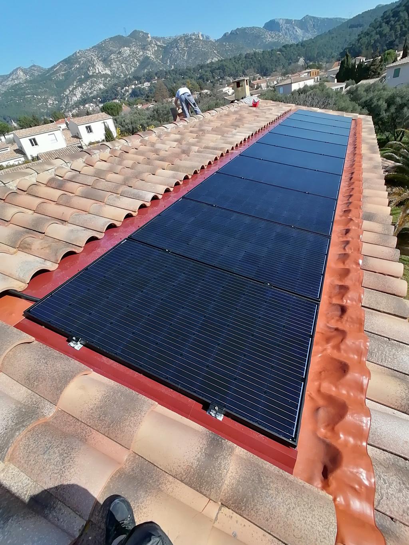 SAV Reprise d'une installation photovoltaïque intégrée