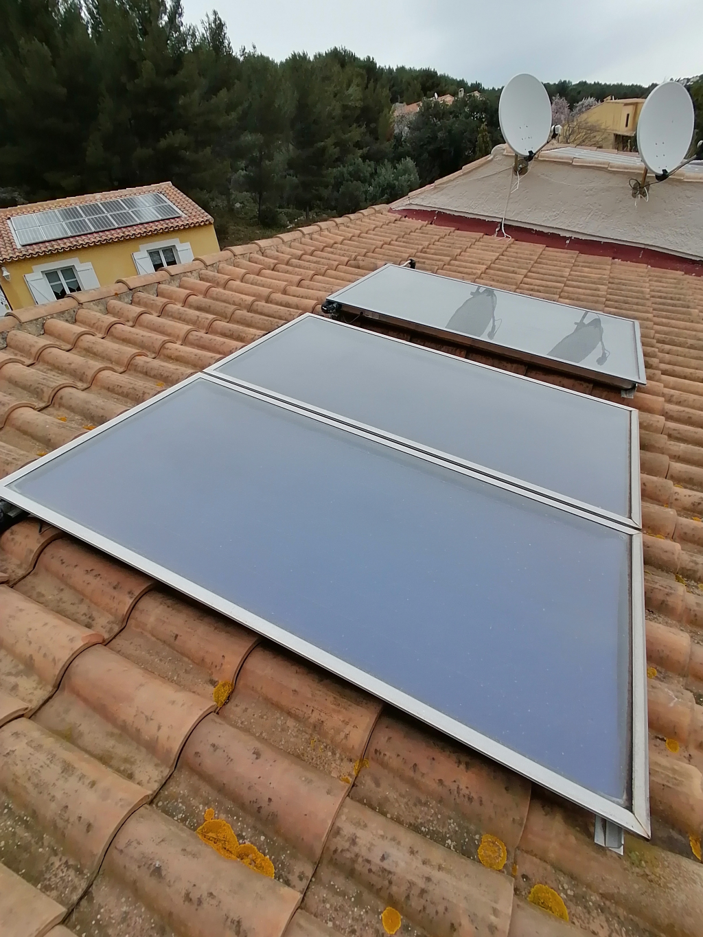 Dépannage et entretien chauffe eau solaire CESI Sonnenkraft