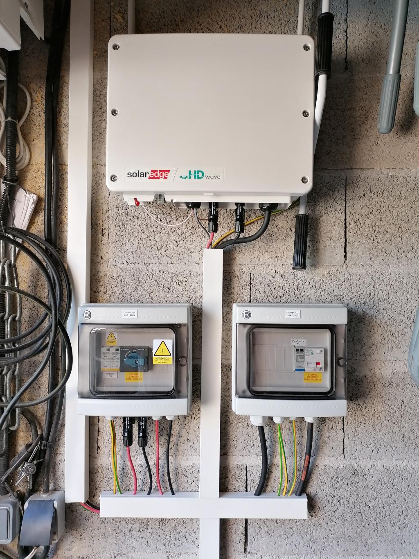 Installation photovoltaïque 3 kWc en autoconsommation + revente de surplus