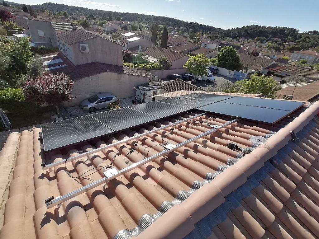 Mise aux normes d'un tableau électrique et installation photovoltaïque